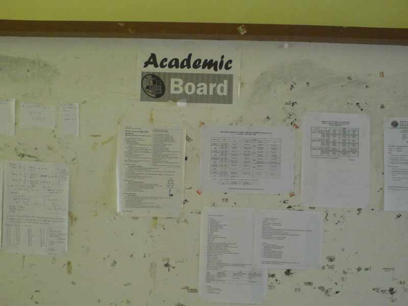 Mid Term Exam I 0809 Smp Luqman Al Hakim Kelas Putri