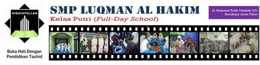 Download Smp Luqman Al Hakim Kelas Putri